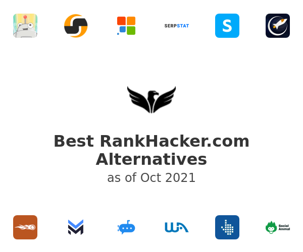 Best RankHacker.com Alternatives