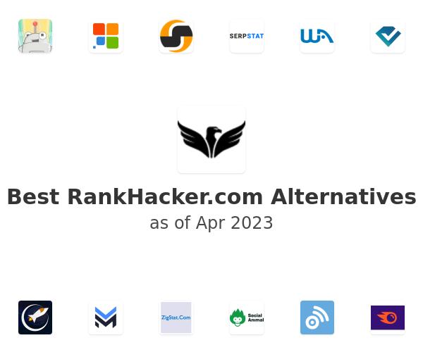 Best RankHacker.com Alternatives