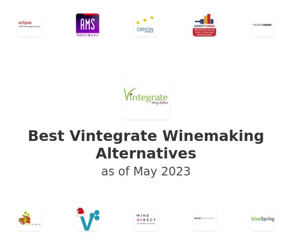 Best Vintegrate Winemaking Alternatives