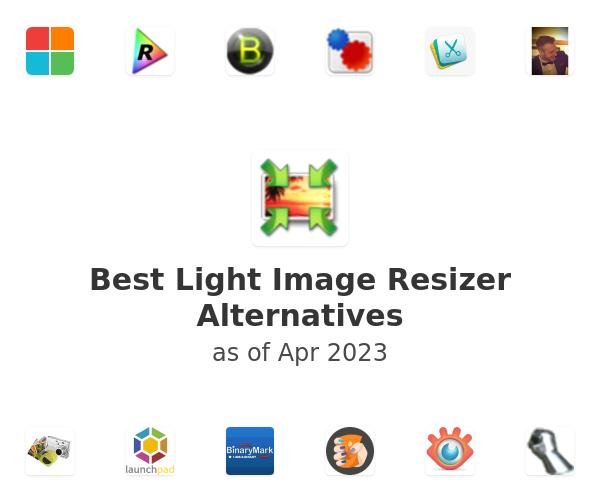 Best Light Image Resizer Alternatives