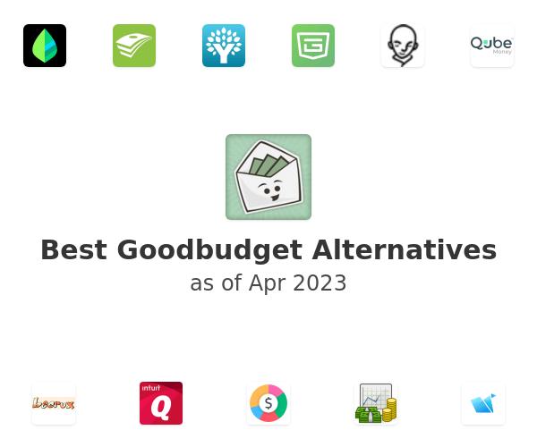 Best Goodbudget Alternatives