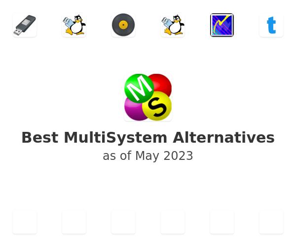 Best MultiSystem Alternatives