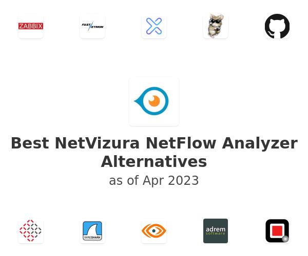 Best NetVizura NetFlow Analyzer Alternatives