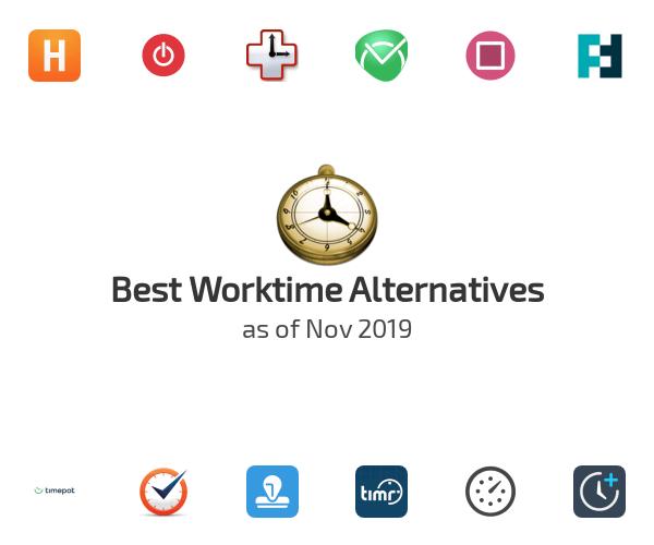 Best Worktime Alternatives