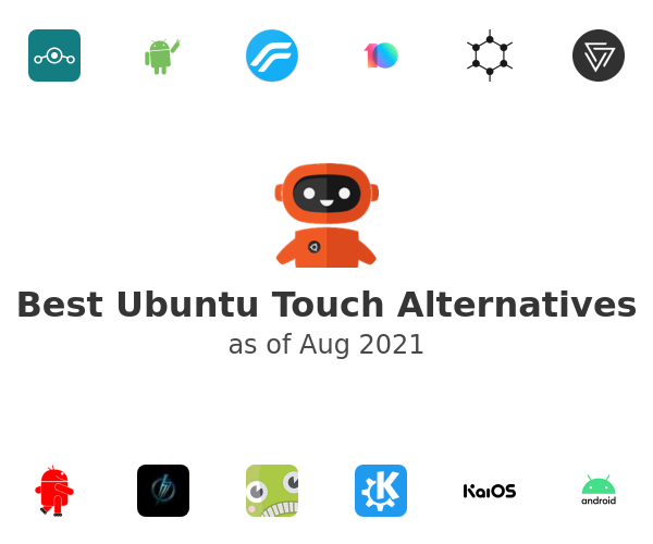 Best Ubuntu Touch Alternatives