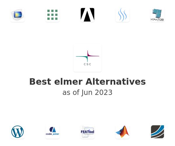 Best elmer Alternatives