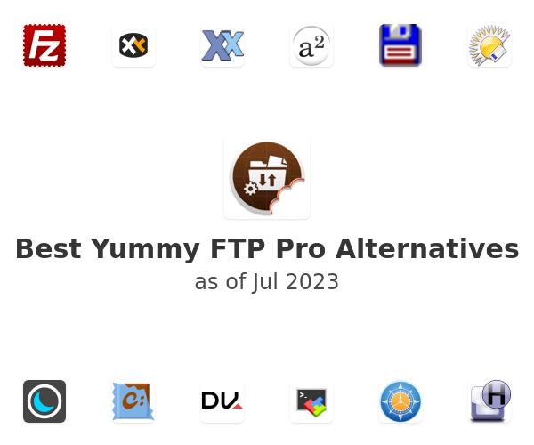 Best Yummy FTP Pro Alternatives