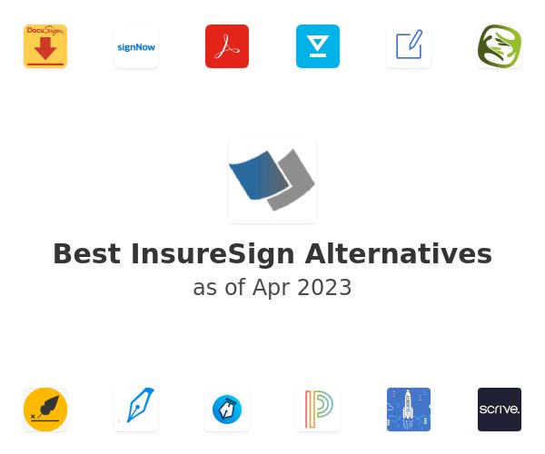 Best InsureSign Alternatives