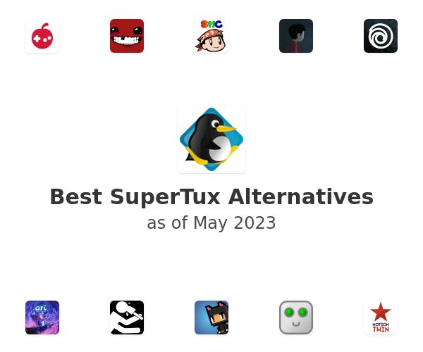 Best SuperTux Alternatives