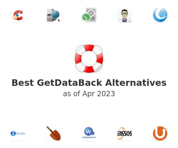 Best GetDataBack Alternatives