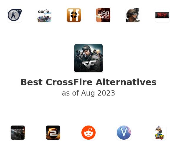Best CrossFire Alternatives