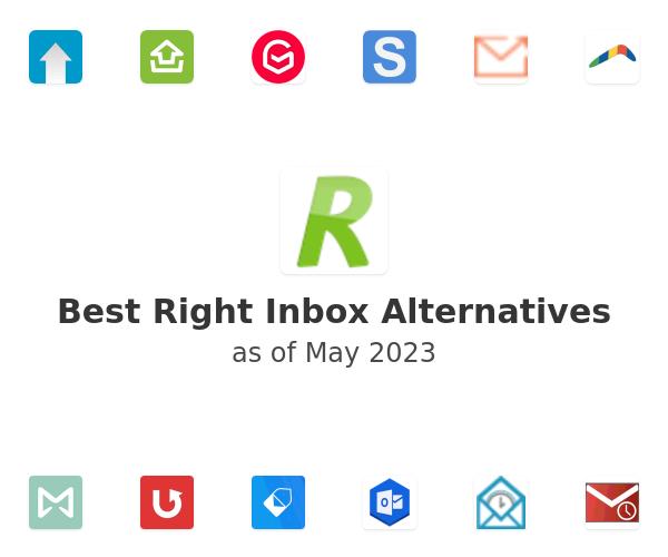Best Right Inbox Alternatives
