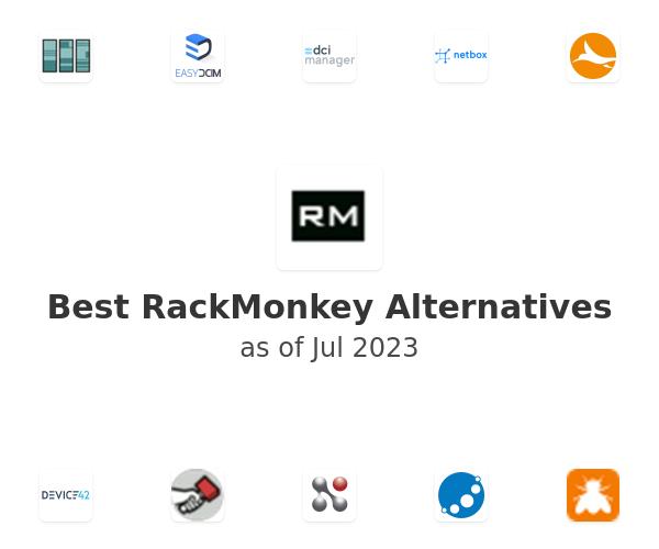 Best RackMonkey Alternatives