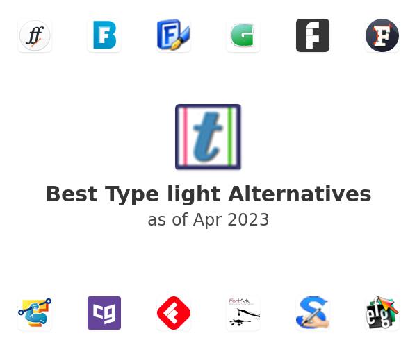 Best Type light Alternatives