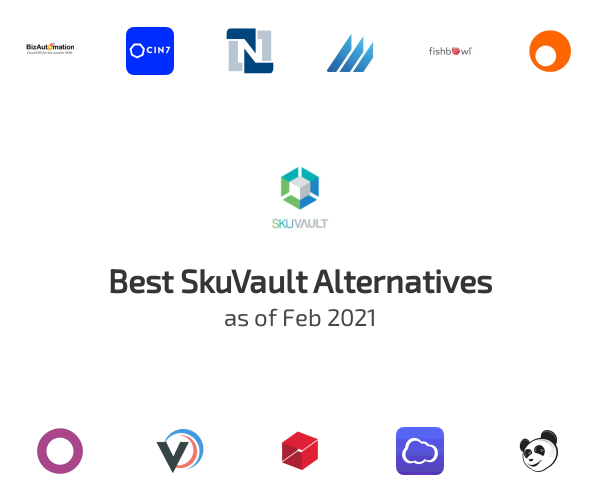 Best SkuVault Alternatives