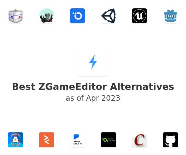 Best ZGameEditor Alternatives
