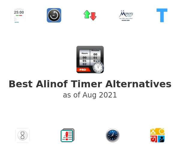 Best Alinof Timer Alternatives