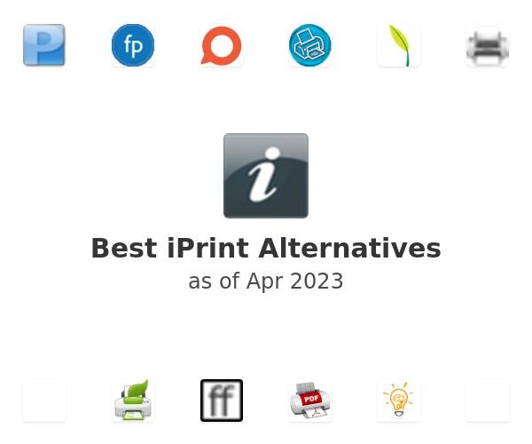 Best iPrint Alternatives