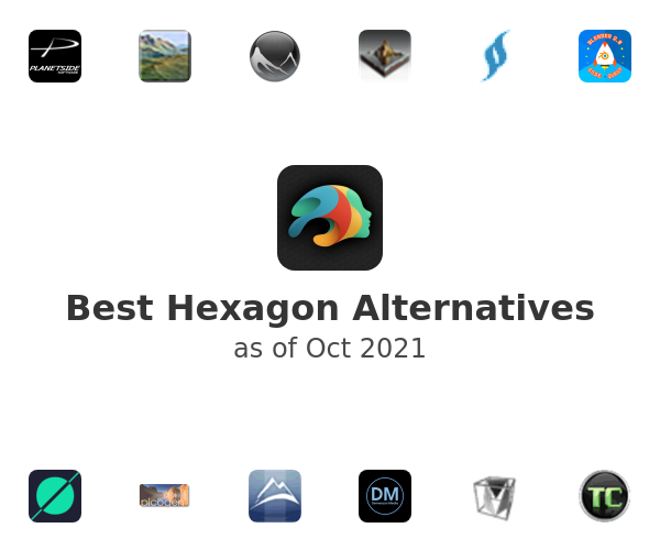 Best Hexagon Alternatives