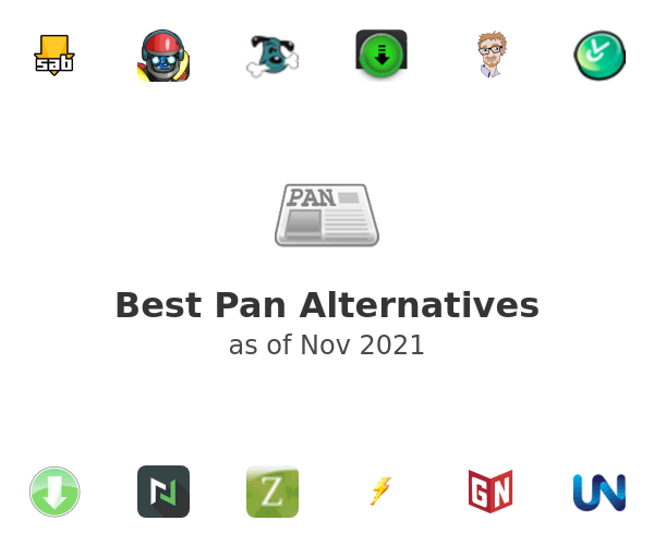Best Pan Alternatives