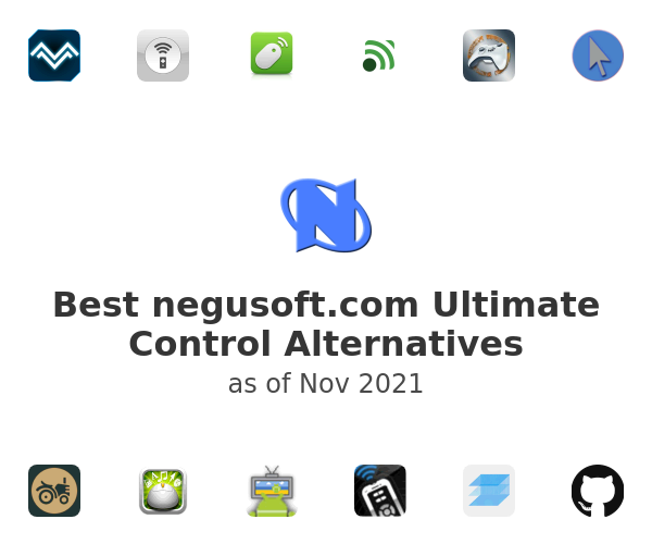 Best Ultimate Control Alternatives