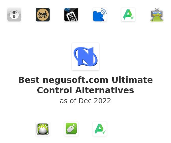 Best negusoft.com Ultimate Control Alternatives