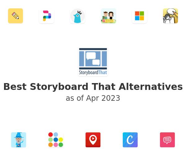 Best Storyboard That Alternatives