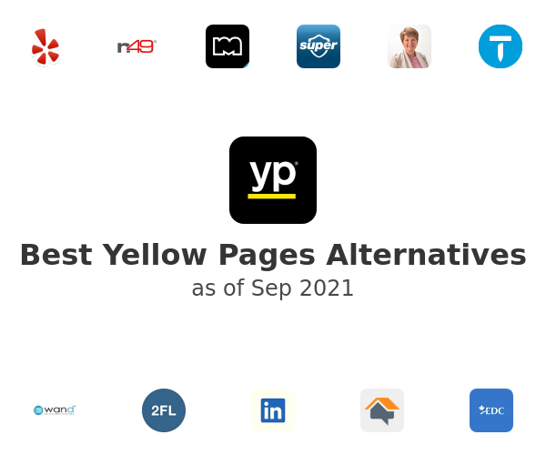 Best Yellow Pages Alternatives
