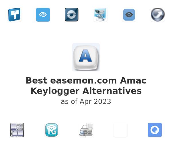 Best Amac Keylogger Alternatives