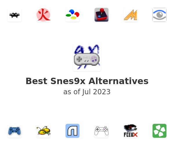 Best Snes9x Alternatives