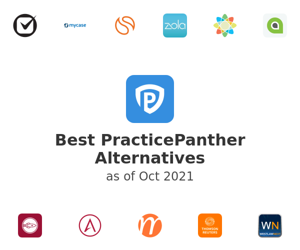 Best PracticePanther Alternatives