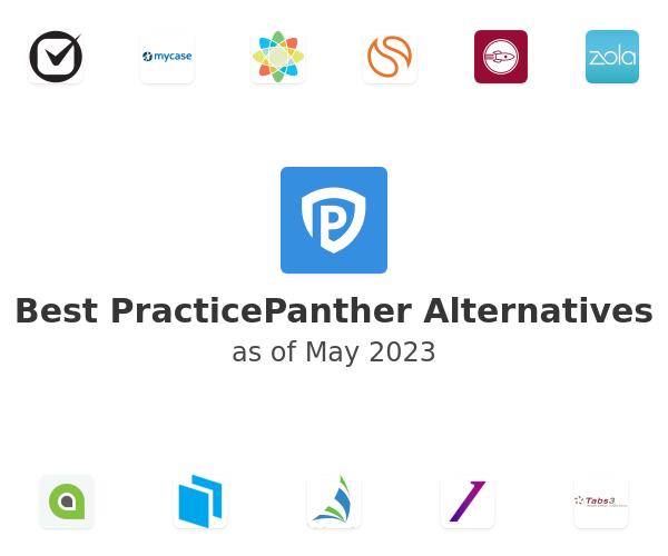 Best PracticePanther Alternatives