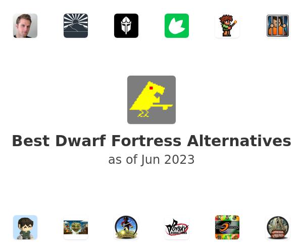 Best Dwarf Fortress Alternatives