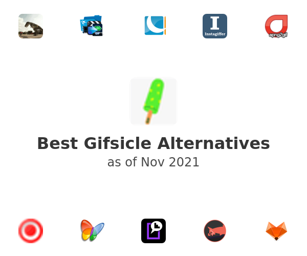 Best Gifsicle Alternatives