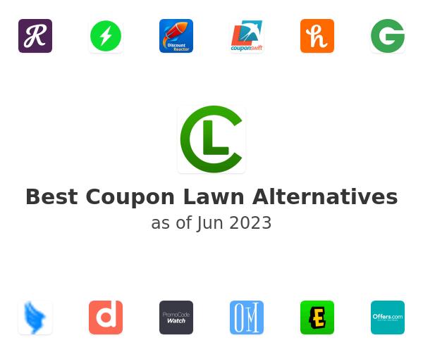 Best Coupon Lawn Alternatives