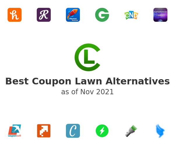 Best Coupon Lawn Alternatives