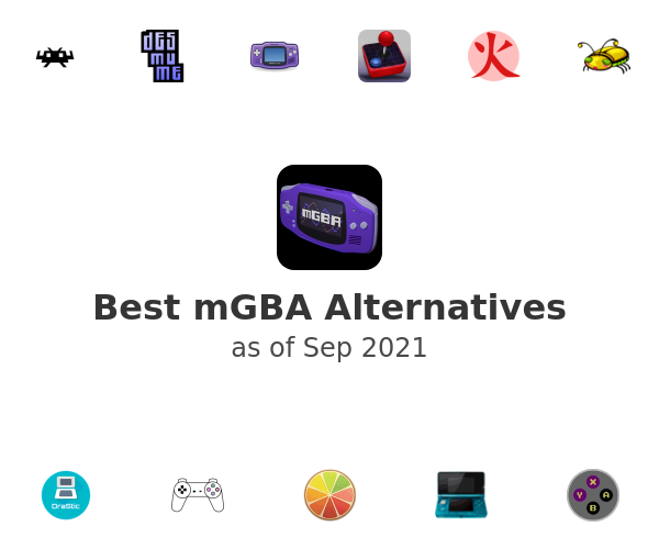 Best mGBA Alternatives