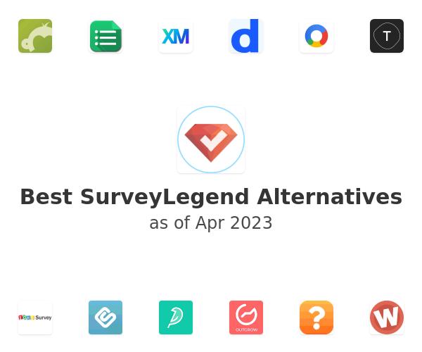 Best SurveyLegend Alternatives