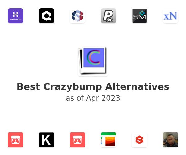 Best Crazybump Alternatives