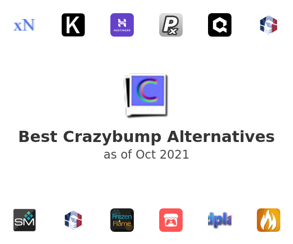 Best Crazybump Alternatives