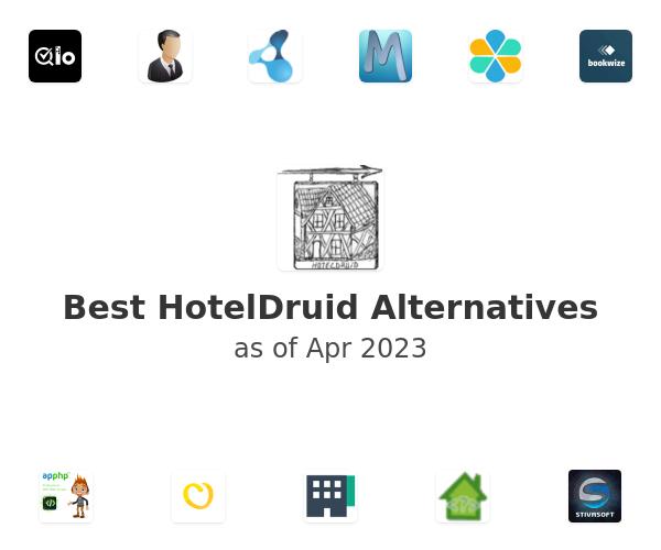 Best HotelDruid Alternatives