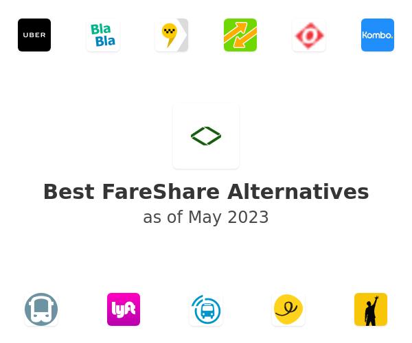 Best FareShare Alternatives