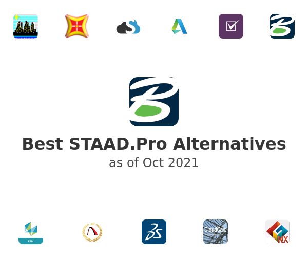 Best STAAD.Pro Alternatives