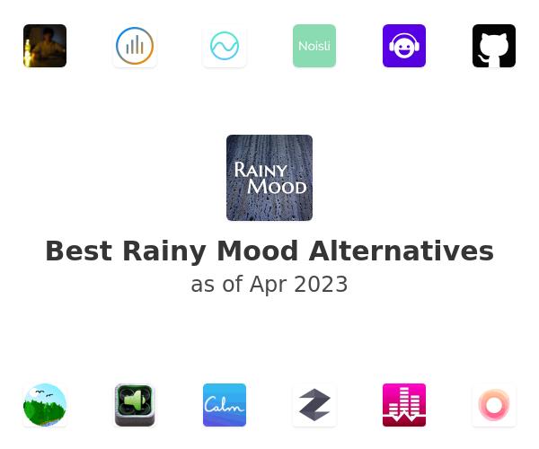 Best Rainy Mood Alternatives