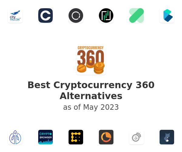 Best Cryptocurrency 360 Alternatives