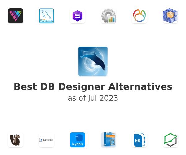 Best DB Designer Alternatives