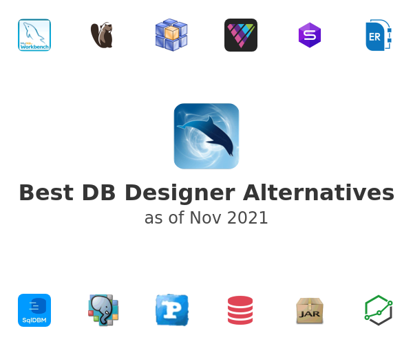 Best DB Designer Alternatives