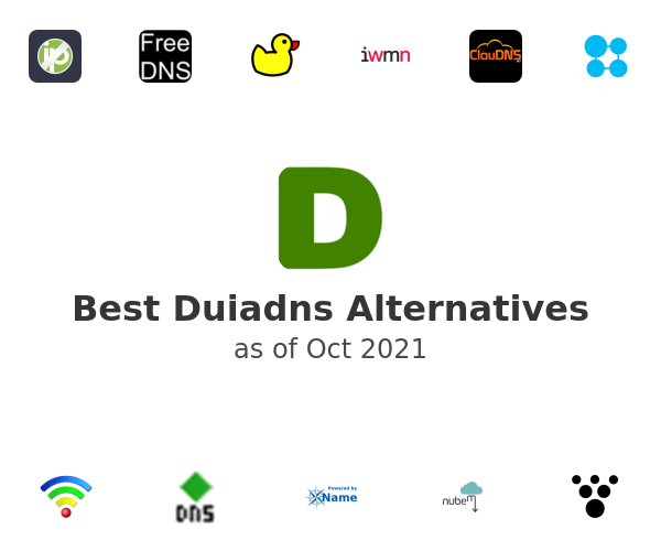 Best Duiadns Alternatives