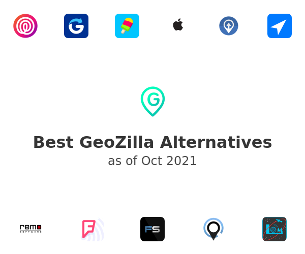 Best GeoZilla Alternatives