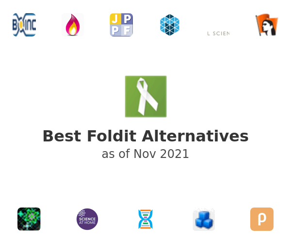 Best Foldit Alternatives